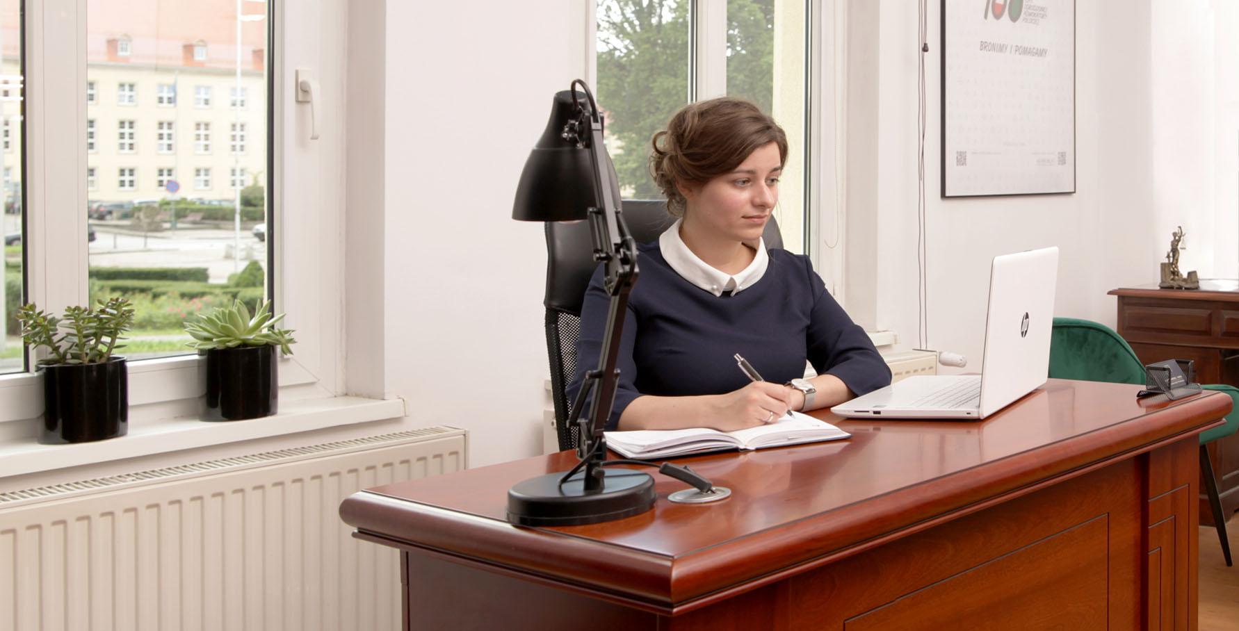 Kancelaria Radcy Prawnego Danuta Kniewel-Kurek, ul Piłsudskiego 2/1 Koszalin